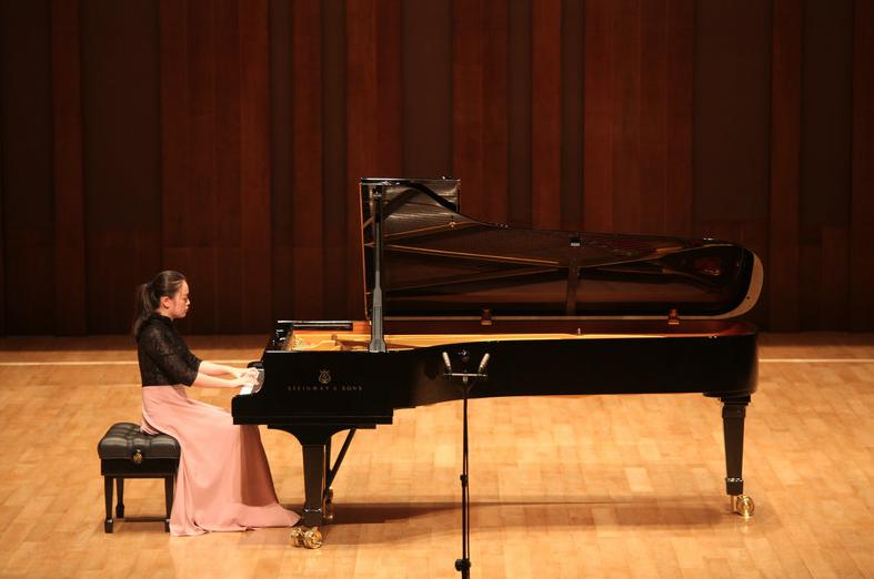 西安音乐学院第二届钢琴艺术节开幕