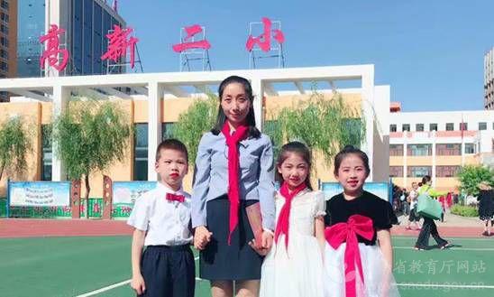 """榆林市高新区教师张婷:做学生最喜爱的""""四有""""老师"""