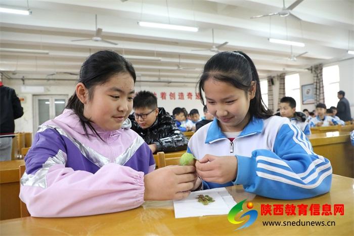 北京十一学校一分校到周至县广济初级中学开展结对帮扶活动