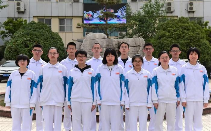 全国中学生地球科学竞赛预赛西安高新一中62人获奖