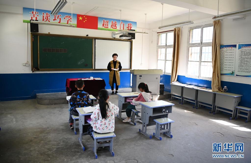 陕西紫阳:上学一个不能少
