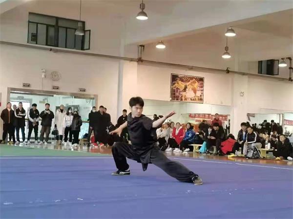 青春由磨砺而出彩 人生因奋斗而升华——中国武术后起之秀任一帆